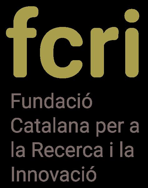 Logotip Fundació Catalana per a la Recerca i la Innovació