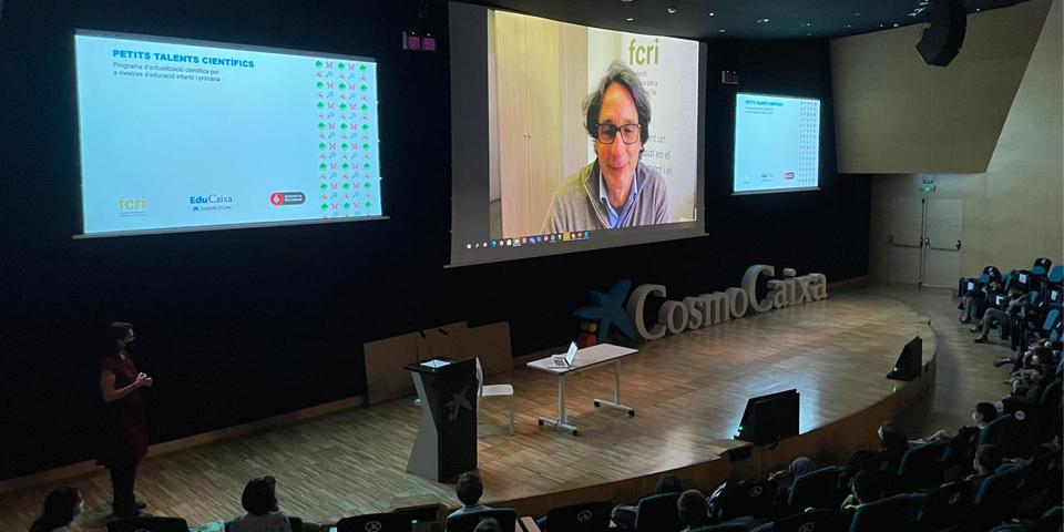 Petits Talents Científics clou la seva vuitena edició a Barcelona amb la participació de més de 3.000 alumnes